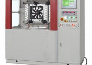 Equilibradora paraventilador de refrigeración deautomoción