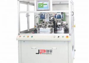 Equilibradora Automática Generador Rotor A2WZ9