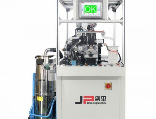Equilibradora automática para rotor de bobinaA2WX21
