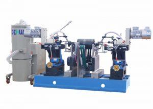 Equilibradora para rotores de motor con perforador incluido PHQ-Z160H